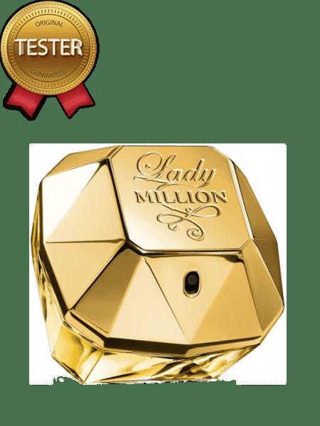 Paco Rabanne Lady Million EDP 80мл - Тестер за жени